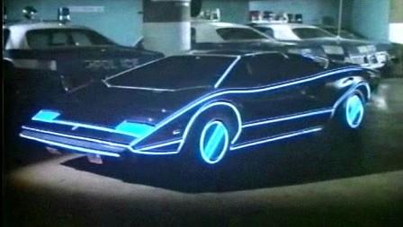 Auto della TV Automan1
