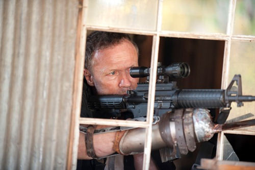 Merle Dixon (Michael Rooker) - The Walking Dead - Season 3, Episode 15 - Photo Credit: Gene Page/AMC