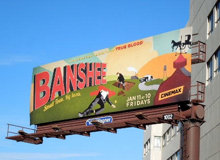 Banshee season1 billboard