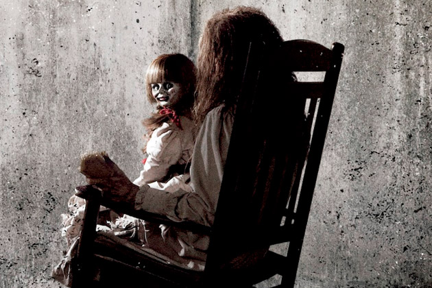 Annabelle nella versione cinematografica