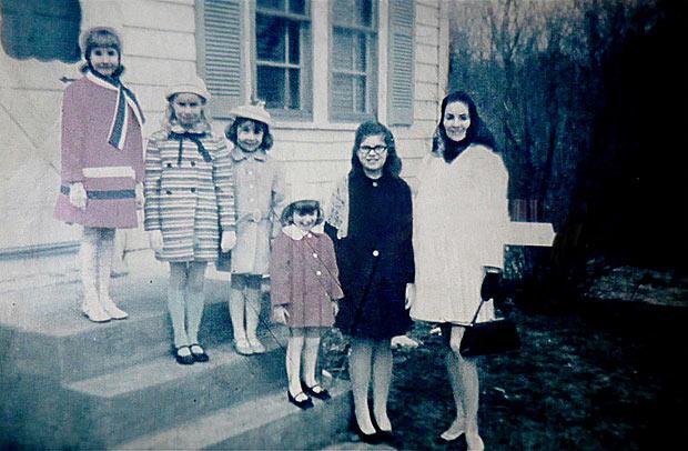 La vera famiglia Perron