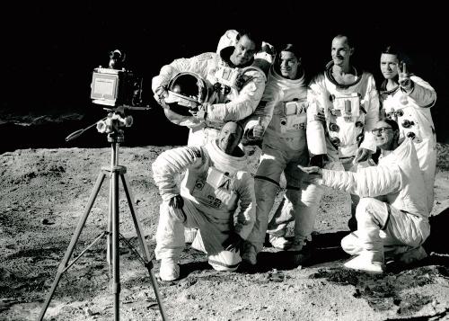 I Rammstein sulla Luna