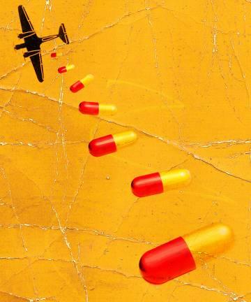 La realtà ci viene addosso in pillole
