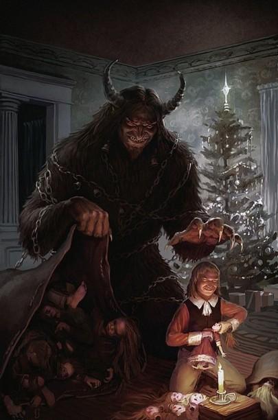 Occhio al vero Babbo Natale...