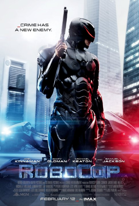 Robocop Locandina