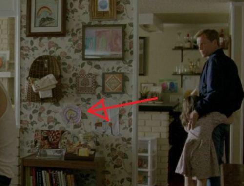 Guardate che cosa disegnano le figlie di Marty...
