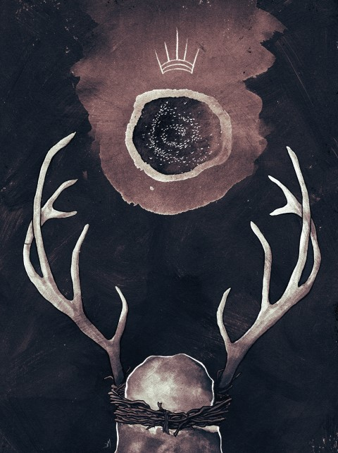 True Detective Art by Ben Marriot