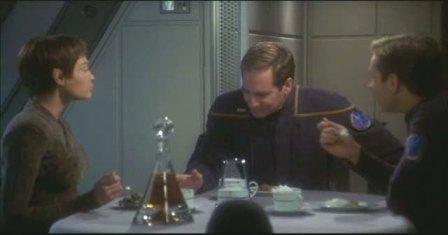 Archer a TPol: E lei trova che le nostre tensioni vadano... allentate?
