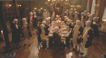 Il Banchetto dei Washingtoniani