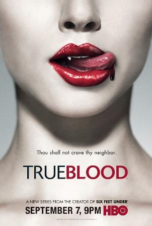 Poster promozionale di True Blood