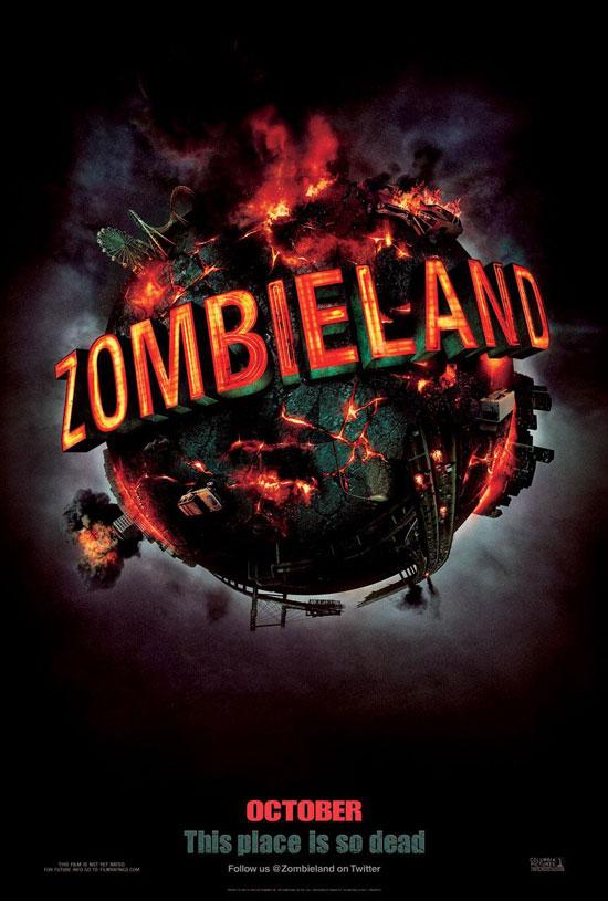 Poster di Zombieland (2009)