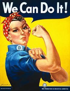 Le femministe cazzute di una volta non si deturpavano col botulino.