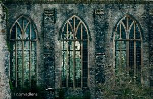 È un romanzo gotico, non vedi le finestre?
