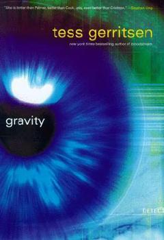 La copertina di Gravity, il romanzo.