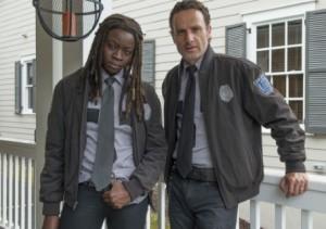 Rick+Michonne