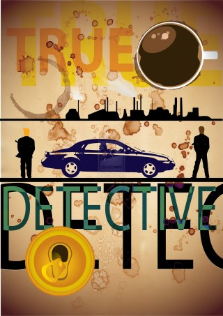 True Detective fan art by artinbalik (DeviantArt)