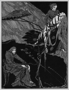 Harry Clarke - The Fall of the House of Usher