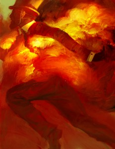 Flaming Lincoln (clicca per ingrandire)