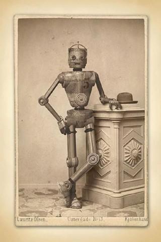 ancientrobot