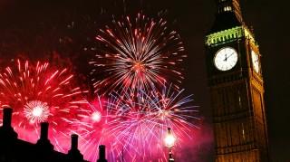fireworkslondonbigben