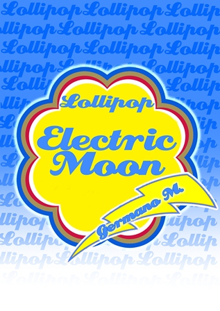 La copertina del secondo volume, Electric Moon, sempre di Max Novelli