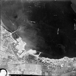Mar Grande, Taranto, la flotta bombardata nel 1940 dagli inglesi