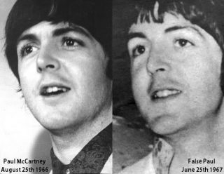 paul mccartney was replaced by his mother mary a s.o.e. agent